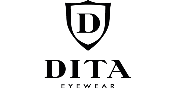 Logo Dita, occhiali da sole presenti nell'Ottica Zadalux a Casalserugo (Padova)