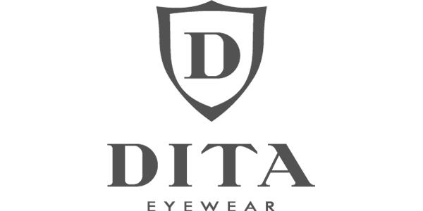 Dita, logo di occhiali da sole in vendita a Zadalux (Padova)
