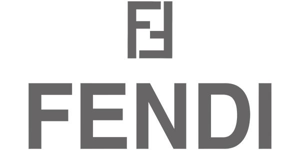 Fendi, logo di occhiali da sole in vendita a Zadalux (Padova)