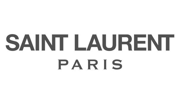 Saint Laurent, logo di occhiali da sole in vendita a Zadalux (Padova)